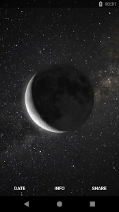 MOON - Current Moon Phase PC