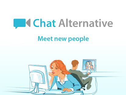 Chat Alternative — android app PC