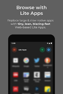 Hermit • Lite Apps Browser PC