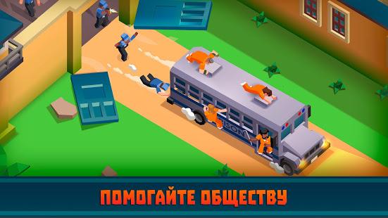 Prison Empire Tycoon — игра-кликер ПК
