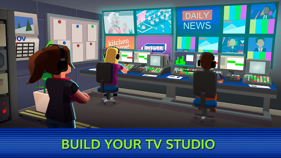 TV Empire Tycoon - Idle Management Game PC