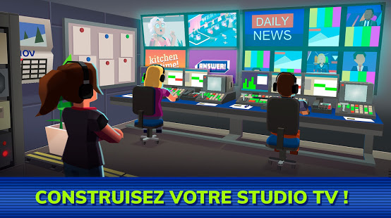 TV Empire Tycoon - Jeu de gestion passif PC