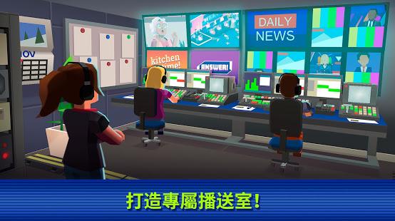 TV Empire Tycoon - 電視帝國模擬遊戲電腦版