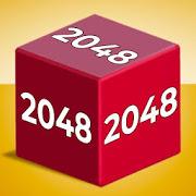 Chain Cube: Gra 3D w łączenie 2048 PC