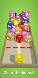 Chain Cube: 2048 3D-Kombinationsspiel PC