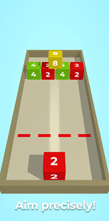 Chain Cube: um jogo 3D de combinação de 2048 para PC