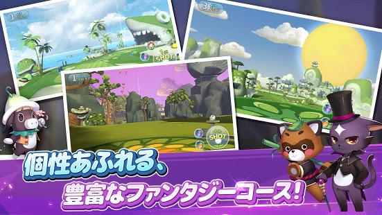 バーディークラッシュ:ファンタジーゴルフ PC版
