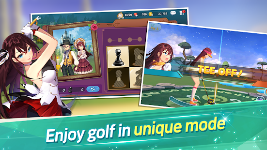 Birdie Crush: Fantasy Golf ПК