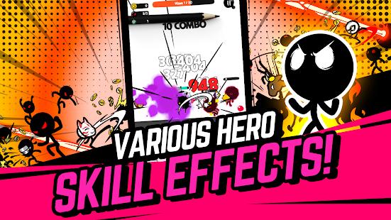 Super Action Hero: Stick Fight ПК