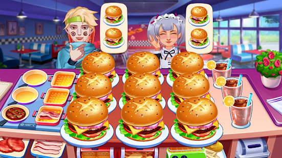 Cooking Master Life :Fever Chef Restaurant Cooking PC