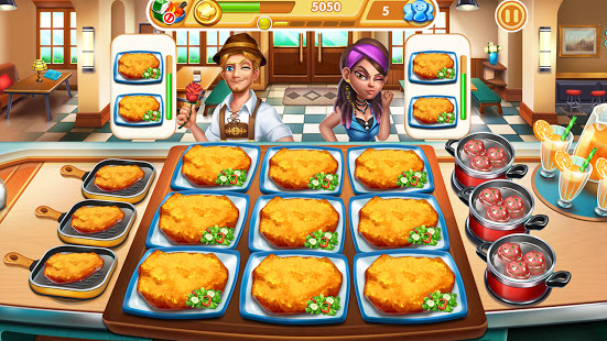 Cooking City - crazy restaurant game PC