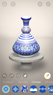 Pottery.ly 3D– Relaxing Ceramic Maker PC