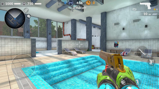 Critical Strike CS: Counter Terrorist Online FPS PC