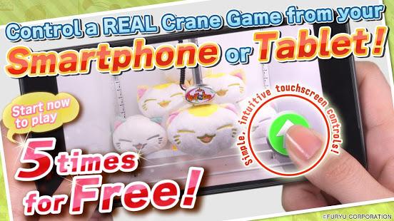 Claw Machine Game Toreba -Online Claw Machine Game PC