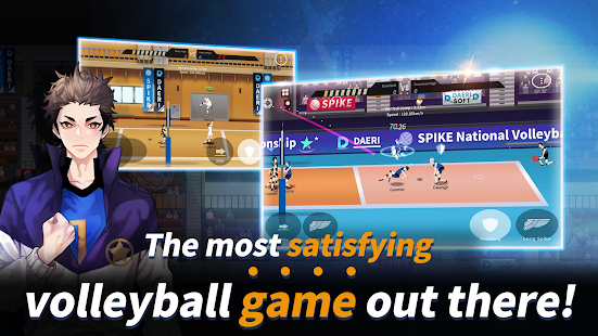 The Spike - Volleyball Story PC