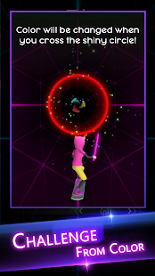 Cyber Surfer: EDM & Skateboard & Coloring Game PC
