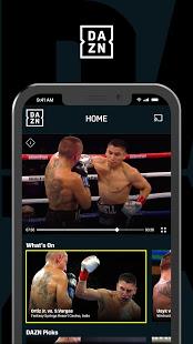DAZN Live Fight Sports: Boxing, MMA & More電腦版