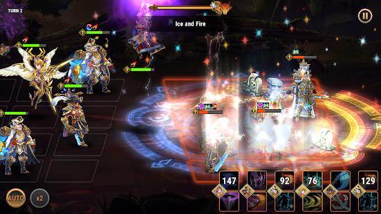 Fantasy League: Turn-based RPG strategy para PC