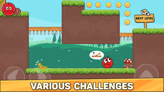 Bounce Ball 6: Red Bounce Ball Hero PC