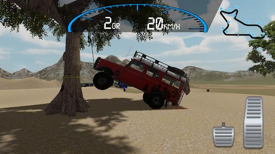 4x4 Driving Sim