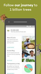 Ecosia - Trees & Privacy PC