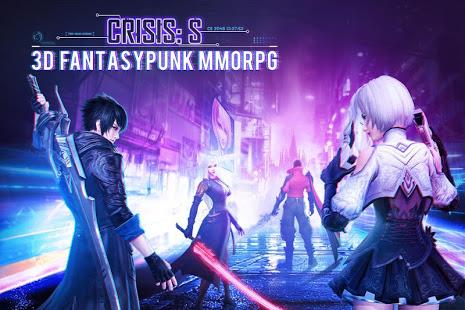 CRISIS: S PC