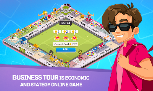 Business Tour - Build your monopoly with friends PC