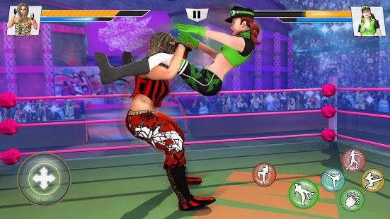سيئة للبنات المصارعة الدمدمة: المرأة ألعاب القتال الحاسوب