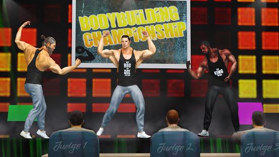GYM Fighting Games: Bodybuilder Trainer Fight PRO PC