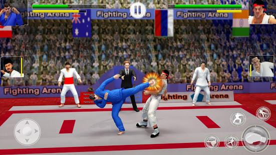 Tag Team Karate Fighting Games: PRO Kung Fu Master PC