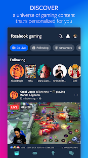 Facebook Gaming: Watch, Play, and Connect PC