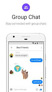 Messenger Lite: llamadas y mensajes gratuitos PC