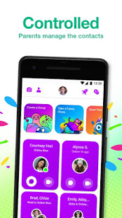 Messenger Kids – Safer Messaging and Video Chat PC
