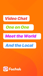 Fachat: Video Chat with Strangers Online PC