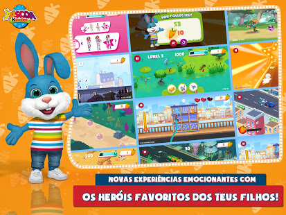 Páscoa Kinder - Diversão para crianças