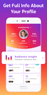 iMetric: Profile Followers Analytics for Instagram PC