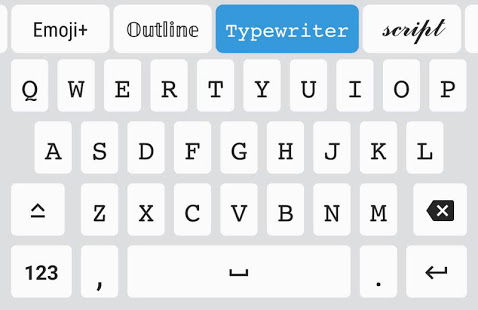 Fonts - Emojis & Fonts Keyboard PC