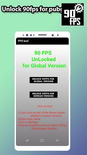 Fps tool : unlock 90fps电脑版