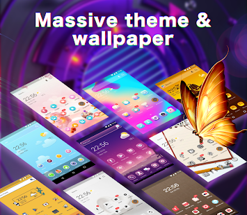 Color Phone Launcher - Call Screen Theme, Flash PC