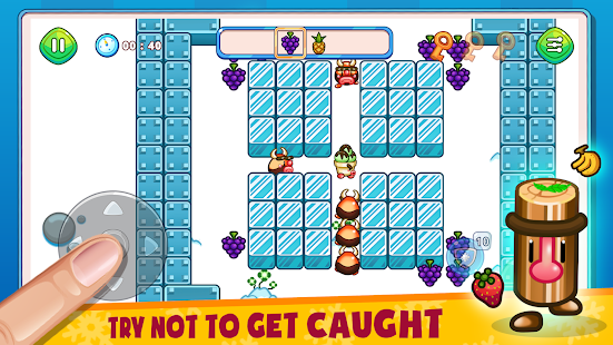 Fruit & Ice Cream - Ice cream war Maze Game PC