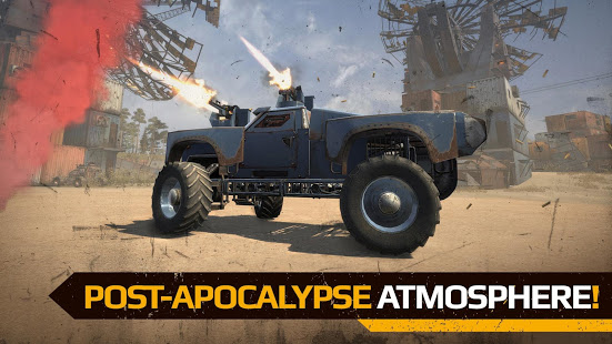 Crossout Mobile - PvP Action PC