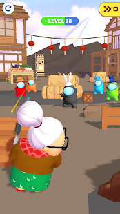 Granny vs Impostor: Spy Master الحاسوب