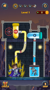 Hero Pipe Rescue: Water Puzzle PC