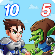 Hero Tower Wars - Math Puzzle PC版