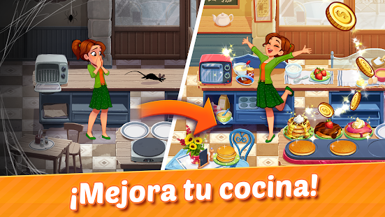 Delicious World - Cooking Game PC