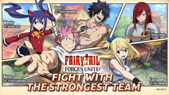 FAIRY TAIL: Forces Unite! PC