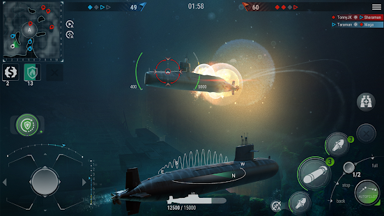 WORLD of SUBMARINES: Navy Shooter 3D War Game PC