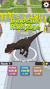 Dinosaur Rampage PC
