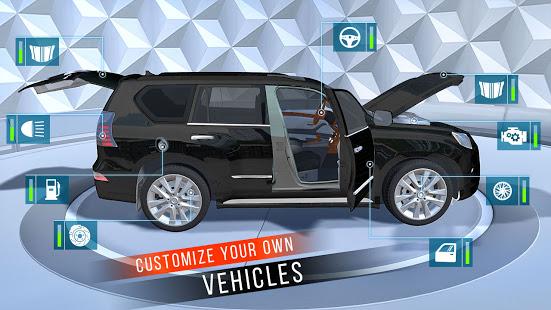 न्यू कार पार्किंग गेम्स ३द: ड्राइविंग कार का खेल PC