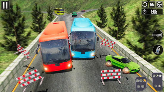 Uphill Bus Driving PC
